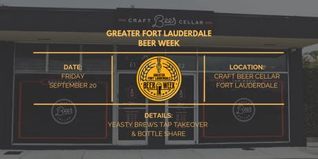 Tap Takeover & Bottle Share | Official #GFLBW Event tickets