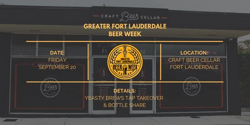 Tap Takeover & Bottle Share | Official #GFLBW Event