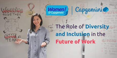 The Role of Diversity and Inclusion in the Future of Work tickets