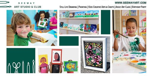 Free Introductory Class- Kids Art