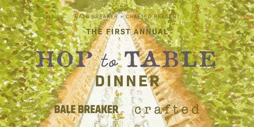 Hop to Table