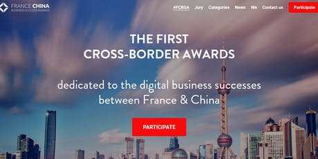 France-China Business Success Awards tickets