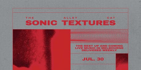 DANDECAT + ELISHA At Sonic Textures tickets