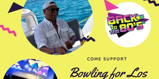 Bowling Benefit for Carlos Reyna