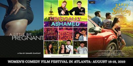 Women's Comedy Film Festival In Atlanta 2019 tickets