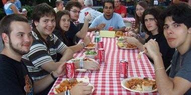 Hoboken Spaghetti  Dinner Block Party
