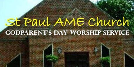 Godparent's Day Worship Service tickets