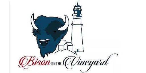 All White Party -Bison on the Vineyard