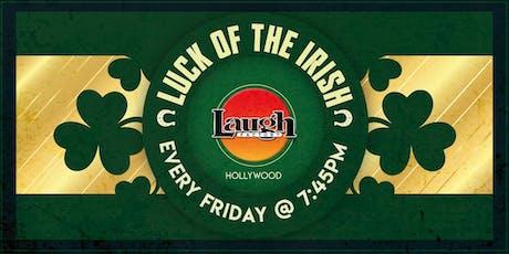 Luck of the Irish! tickets