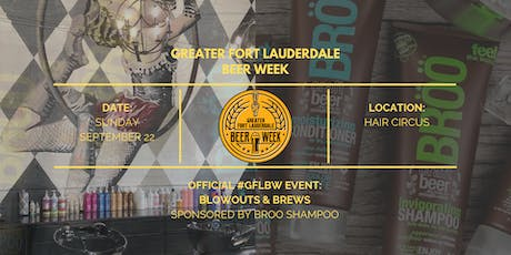 Blowouts & Brews | Official #GFLBW Event tickets
