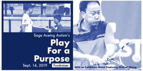 "ACEing Autism's 2019 ""Play for a Purpose"" Fundraiser tickets"