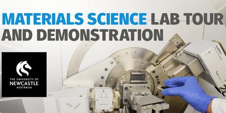Materials Science Lab Tour and Demonstration  tickets