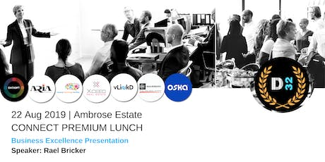 District32 Connect Premium Business Lunch Perth - Thu 22nd Aug tickets