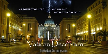 THE VATICAN DECEPTION at Fox Theatre tickets