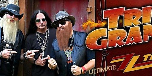 Trio Grande Ultimate Tribute for  ZZ Top