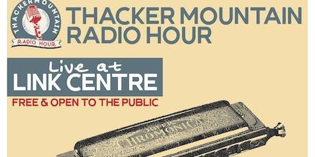 Thacker Mountain Radio Hour Pre-Show Dinner 2019 tickets