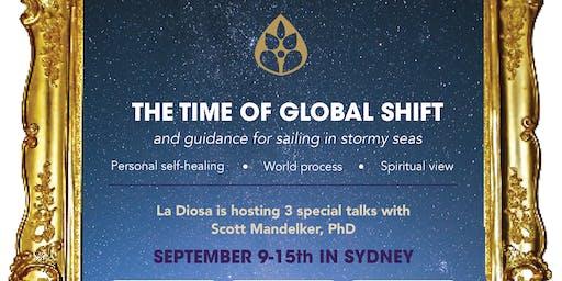 The Time of Global Shift - spiritual talks with Scott Mandelker Ph.D.