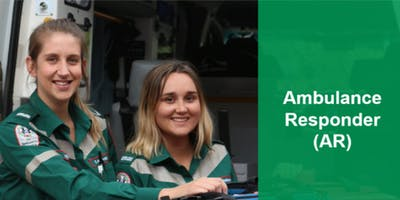 Ambulance Responder Course (Program 2 August/September 2019)