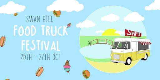 Swan Hil Food Truck Festival