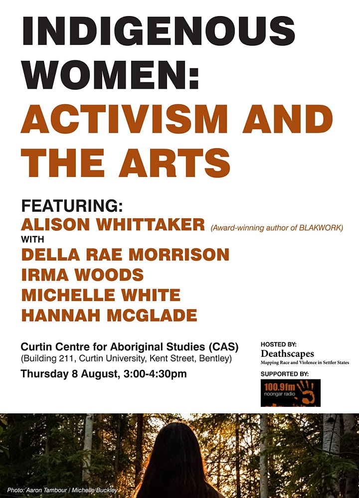 Indigenous Women: Activism and the Arts image