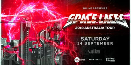 Hiline ft. Space Laces tickets