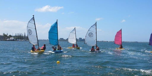 School Holiday Sailing (7-17 years old)