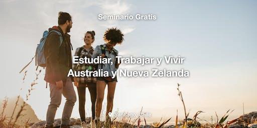 Seminario: Estudiar, Trabajar y Vivir en Nueva Zelanda o Australia