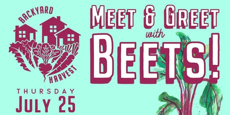 Meet 'n Greet with Beets! tickets
