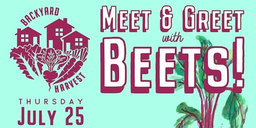 Meet 'n Greet with Beets!