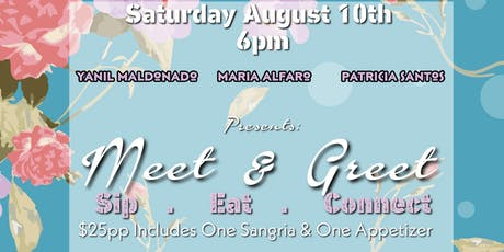 Meet & Greet Networking Event tickets