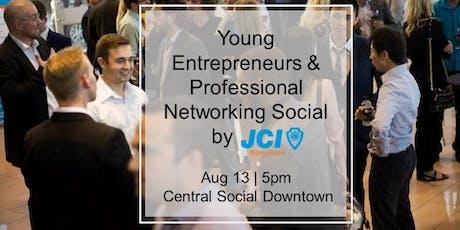 August Socials with JCI Edmonton tickets