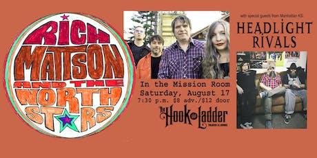 Rich Mattson & The Northstars tickets