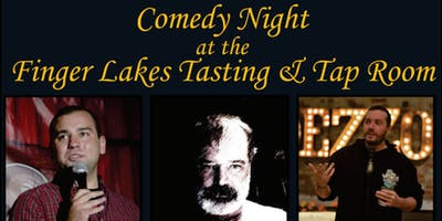 Comedy Night at the Finger Lakes Tasting & Tap Room
