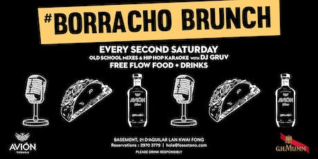 Borracho Brunch tickets