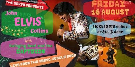 "Elvis Tribute Night with John ""Elvis"" Collins tickets"