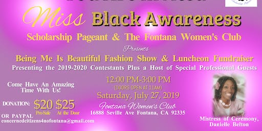 Being Me is Beautiful Fashion Show & Luncheon