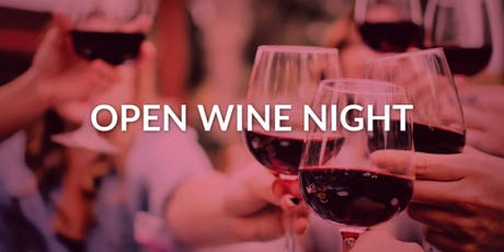 Open Wine Night entradas