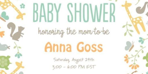 Anna Goss - Baby Shower