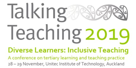 Talking Teaching 2019 - Diverse Learners: Inclusive Teaching  tickets
