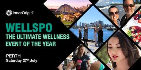 IICT Members - InnerOrigin Wellspo 2019 : Ultimate National Wellness Event tickets