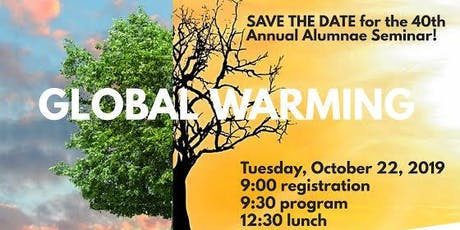 Global Warming: Confronting the Challenge tickets