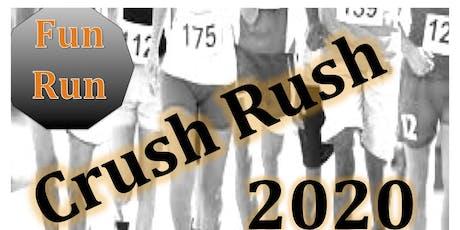 The Crush Rush 2020 tickets