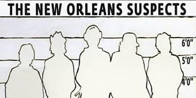 New Orleans Suspects with Erica Falls (Galactic)