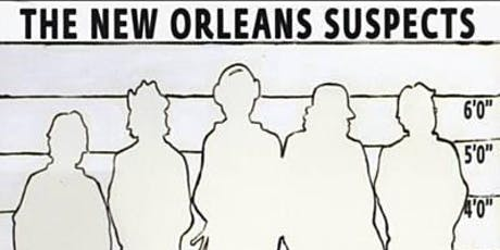 New Orleans Suspects with Erica Falls (Galactic) tickets