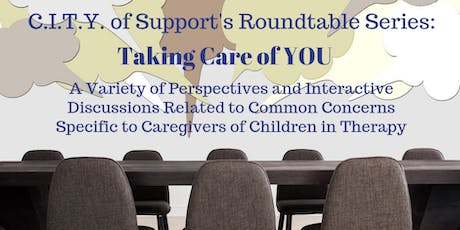 Roundtable Series #4: Taking Care of You tickets