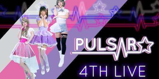 PULSAR 004 - july live