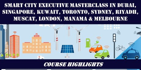 Smart City Executive Masterclass, Sydney, Australia tickets