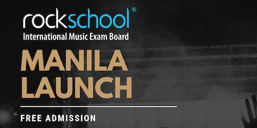 Rockschool_Magnus - Manila Launch (CEU Manila)