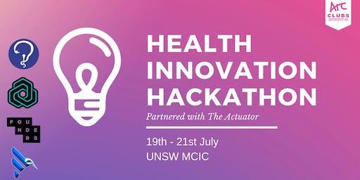 Health Innovation Hackathon - Partners