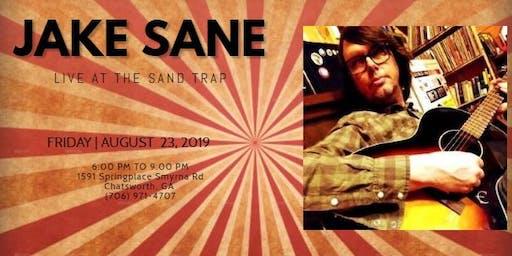 Jake Sane live at The Sand Trap